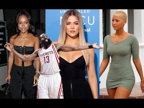James harden 2018 Girlfriend  Karrueche Tran Dating List ...