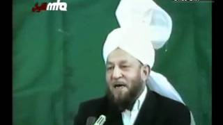 Hadrat Mirza Tahir Ahmed - Truth about National Assembly of Pakistan 1974 4-6.flv