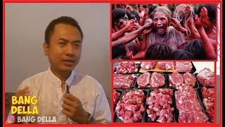 5 RASA DAGING MANUSIA MENURUT PARA KANIBAL!!!