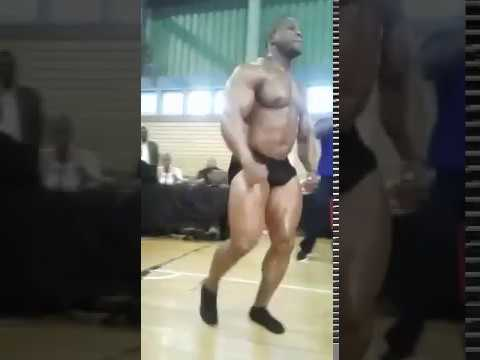 Bodybuilder Knocked Out !!!из YouTube · Длительность: 42 с