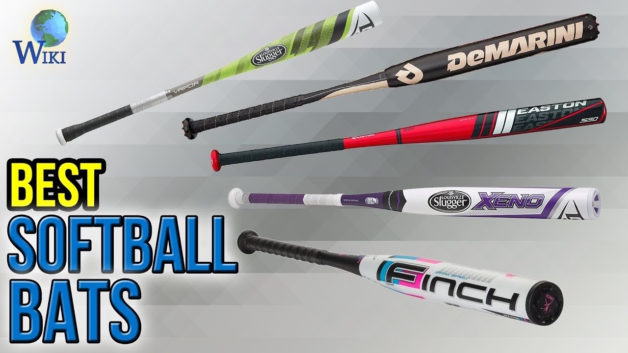 7 Best Softball Bats 2017 Youtube