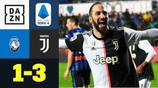 Higuain dreht die Partie, Dybala macht den Deckel drauf: Atalanta - Juventus 1:3 | Serie A | DAZN