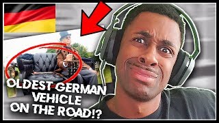 GERMANY'S OLDEST VEHICLE ON THE ROAD.... HOW IS THIS POSSIBLE?!