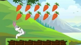 Bunny Run Peter Legend Android gameplay - Best mobile game apps for kids