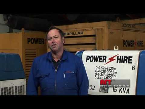 New Fuel Technologies - Power Hire & K2 environmental test results for chornco 2082
