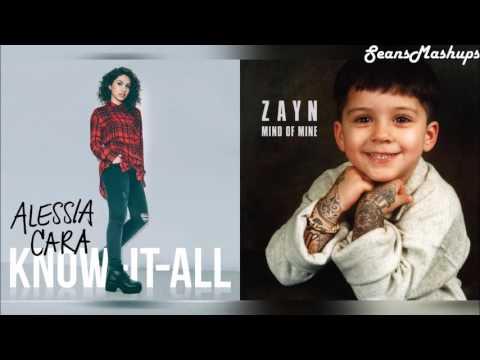 Alessia Cara vs ZAYN -  Like I'm Wild (Mashup)