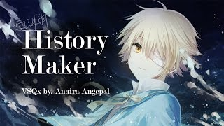 【Oliver】History Maker (Yuri! On Ice OP)【VOCALOIDカバー曲】