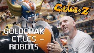 Culture Z #02 - GOLDORAK ET LES ROBOTS