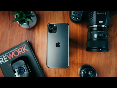 iPhone 11 Pro Review - Are The Cameras REALLY That Good?