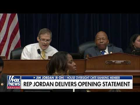 'We Are Better Than This': Jordan Rips Dems for Giving 'Convicted Perjurer' Cohen a Forum