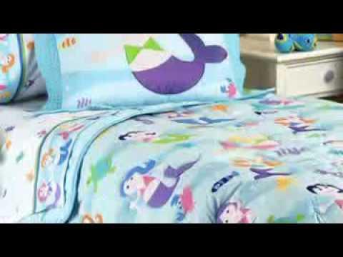 Mermaids Bedding By Olive Kids