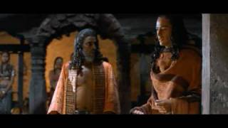 Фрагмент фильма «Маленький Будда» (1993)