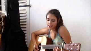 A las nueve - No Te Va Gustar (Cover acústico) Rocío Todoro