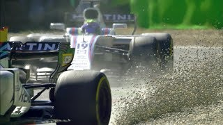 The 2017 F1 Season In Slow Motion