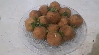 Potato Chicken Cheese Balls