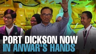 NEWS: Anwar Ibrahim named PD by-election victor