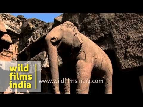 UNESCO Heritage Sites In India: Ellora Caves, Aurangabad