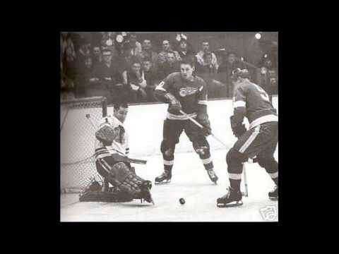 Interview with players on 1960-61 Stanley Cup Champion Chicago Blackhawks.wmv