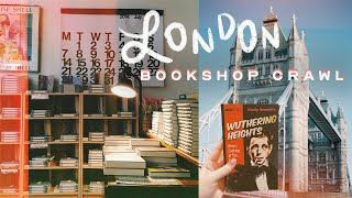 London Indie #bookshopcrawl Saturday.