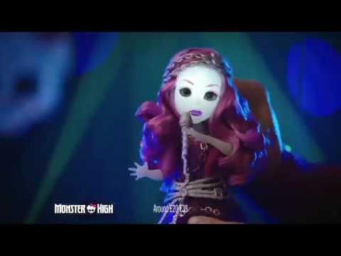 Monster High® Welcome to Monster High Singing Popstar Ari Hauntington® Doll