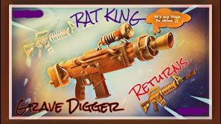 Fortnite Save World The Copper Rat King and The Infamous Grave Digger makes Its Return!