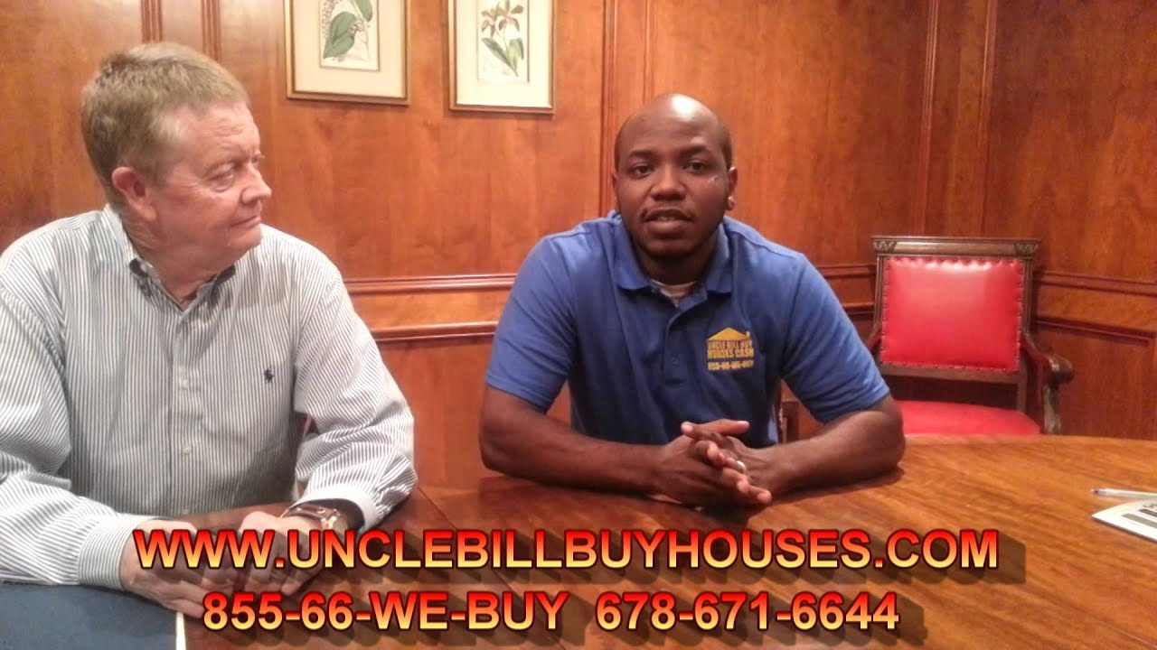 Uncle Bill Buy Houses Cash - We Buy Houses Lawrenceville / Sell Your House Fast Lawrenceville