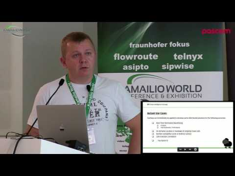 Kamailio World 2017: RTC-TIE: Building an RTC Threat Intelligence Exchange