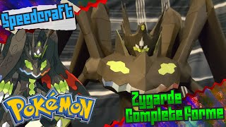 Pokemon Papercraft ~ Perfect Zygarde ~