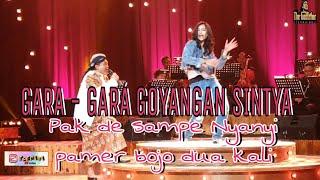 Download Lagu Pamer bojo - Didi kempot ft Sintya marisca goyang heboh - konser di Taman Mini Bersama Net tv & Saj mp3