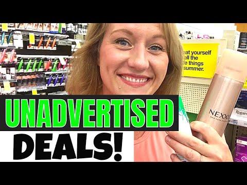 CVS UNADVERTISED DEALS & BREAKDOWNS🏃♀️ 🙌 $0.49 Shave Gel, Nail Polish, Dry Shampoo & More!