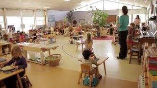 Un día en un aula Montessori