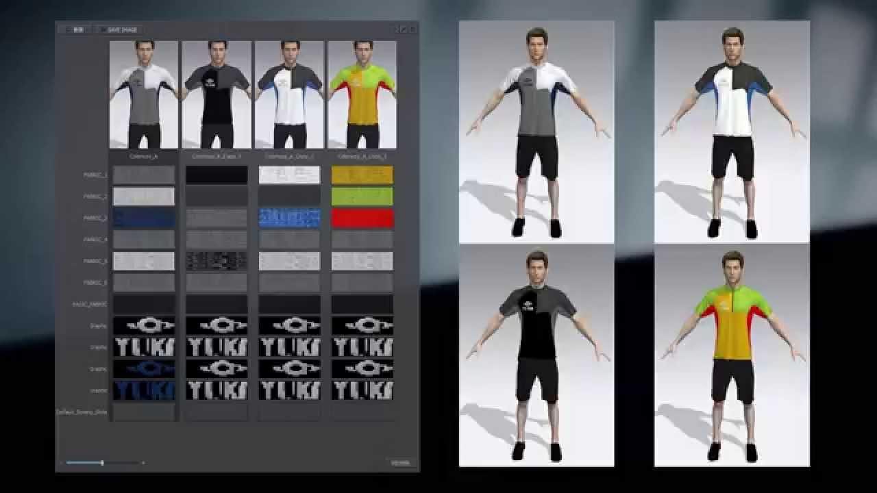 Virtual Fashion Designer Tutorial