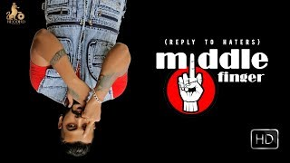 Middle Finger (Full Video) | Rajat Bhatt | Latest Punjabi Song 2018 | Record House