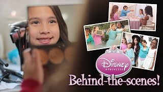 Behind the Scenes: Disney Princess Shoot (Traci Hines, Sam Gordon, MyFroggyStuff & RealityChangers)