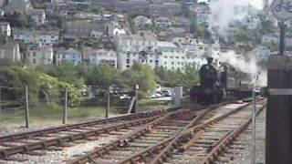 5239 Goliath at Kingswear