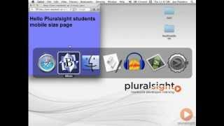 Mobile Applications Response with HTML5 & CSS3   Pluralsight