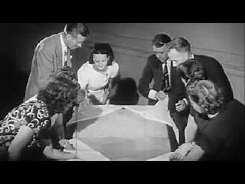 American Red Cross in the 1940 ~ Classic Educational Documentary