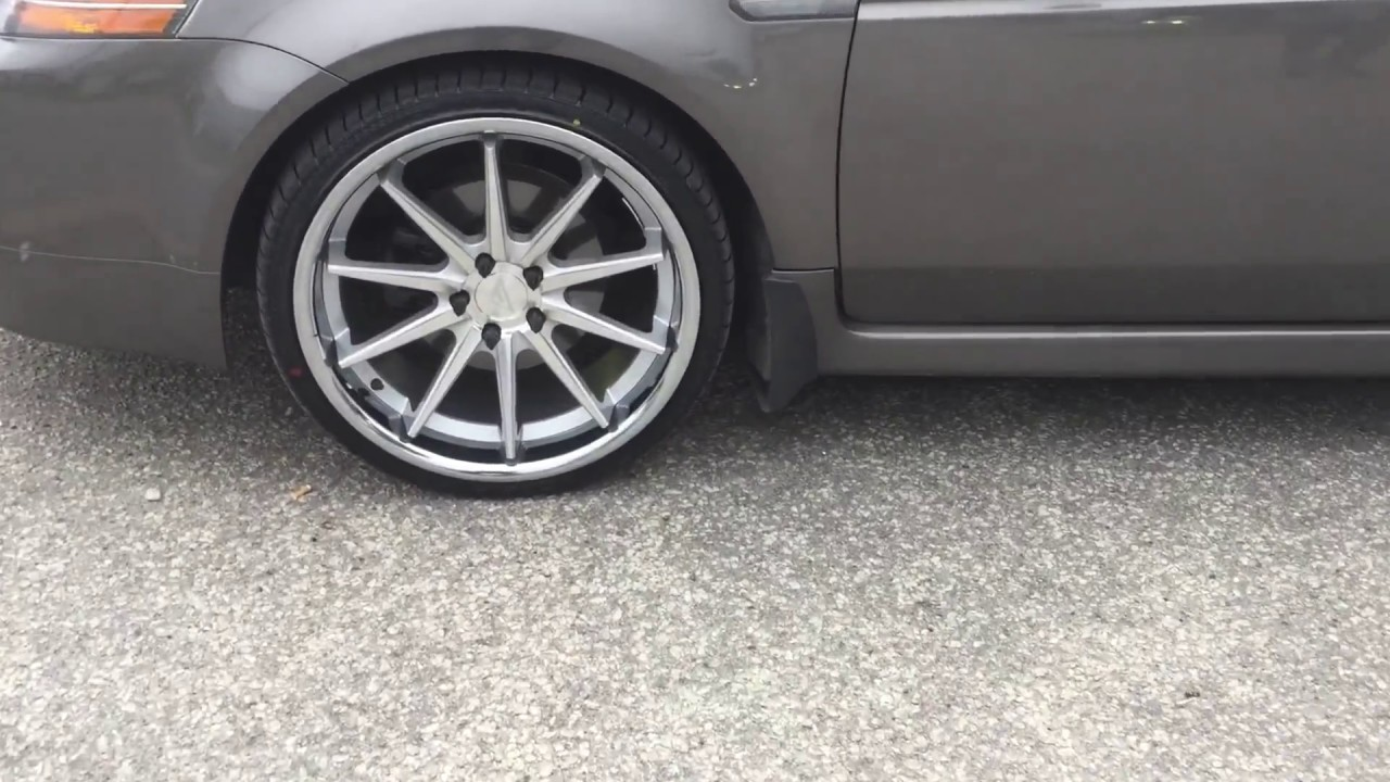 Acura TL Limitless Tire Ferrada Wheels YouTube - Tires acura tl