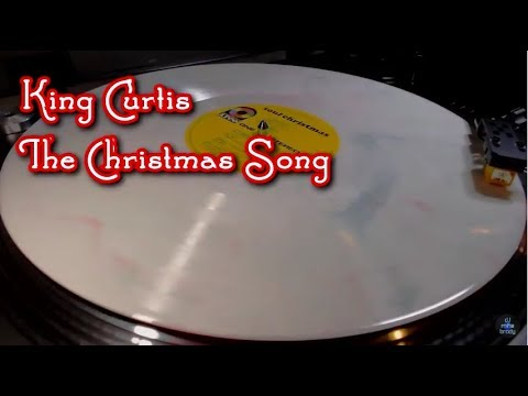 King Curtis - The Christmas Song [2017 Run Out Groove Reissue on White Vinyl] (1968)