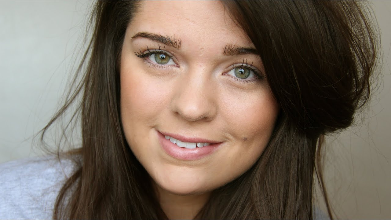 No Foundation Makeup Tutorial   ViviannaDoesMakeup - YouTube