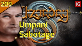 Let's Play Wizardry 8 on Expert: Umpani Ship Sabotage #209 PC Gameplay HD
