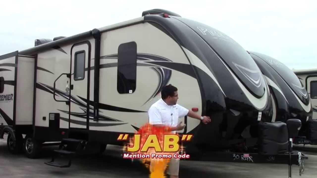 New 2016 Keystone Bullet Premier 30RIPR Travel Trailer RV ...