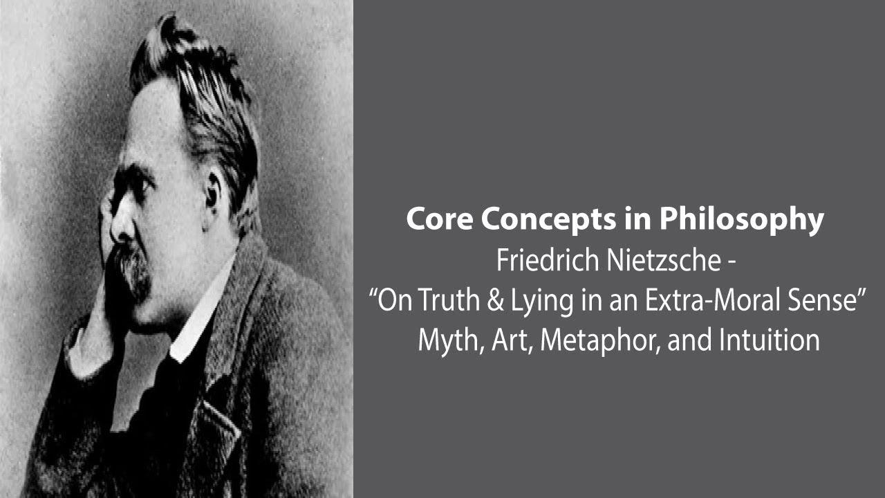 nietzsche truth and lies essay