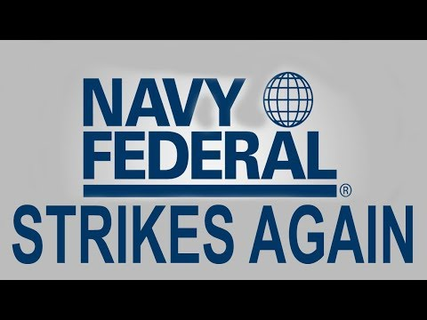 Navy Fed Strikes Again Rapid Delete Customer Testimony