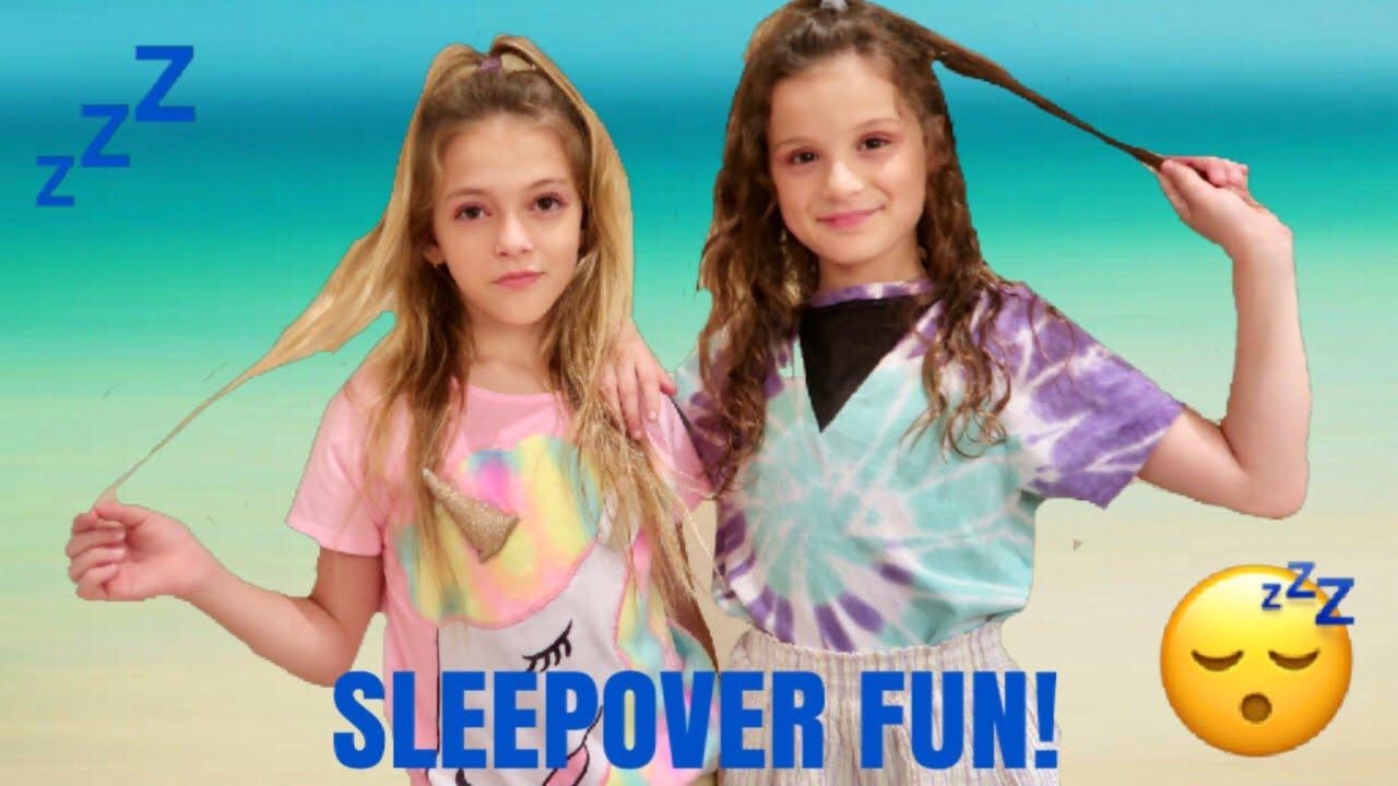MAKEUP MAKEOVER Fun | w/ Hayley LeBlanc | Coco Quinn | Quinn Sisters