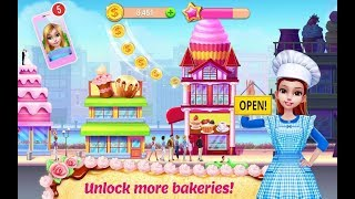 #Cake Cooking Games#My Bakery Empire - Bake Decorate & Serve Cakes