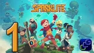 Sparklite PC Walkthrough Gameplay - Part 1