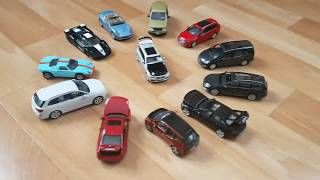Miniatures automobiles.Diecast 1:43 BMW,AUDI,FORD,VW... Review 23