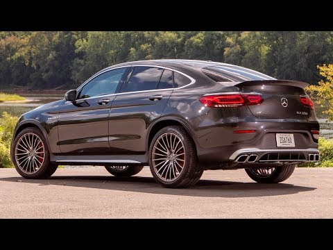 2020 Mercedes-AMG GLC 63S Coupe
