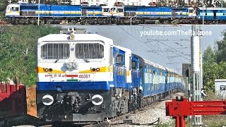 9000 HP Twin DUAL Cab (High Horse Power) EMD : Indian Railways
